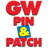GW Pin & Patch logo